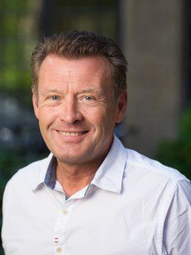 Portrett av Morten Aarhus