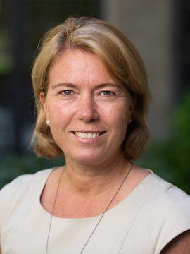 Portrett av Synnøve Lyssand Sandberg