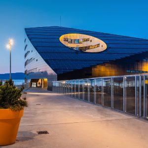 Powerhouse Brattørkaia. Foto: Interiørfoto AS